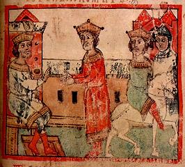 Хроники Георгия Амартола. (Тверь, первая треть XIV в.; РГБ. Ф. 173. Фунд. № 100)
